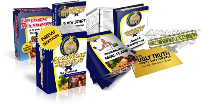 dave ruel anabolic cooking login