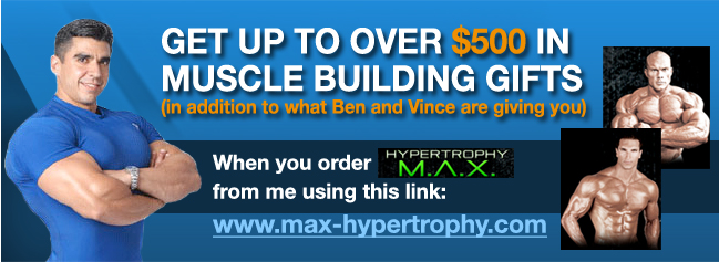 Hypertrophy Max