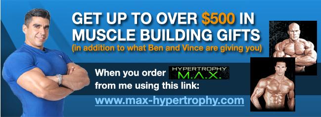 Hypertrophy Max