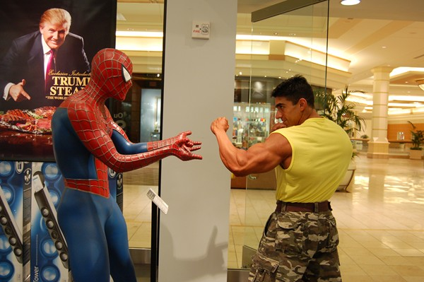 Spider-Man vs. Re-Engineered Man; The Ultimate Battle!